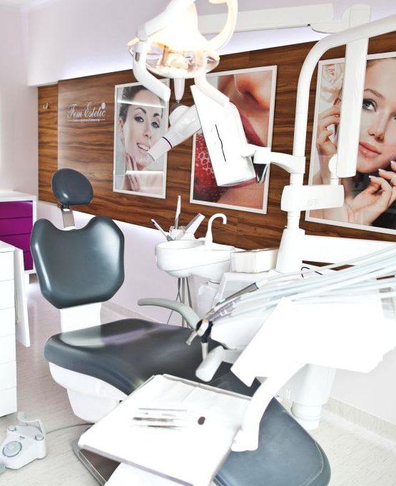 Zahnarztpraxis im Ausland