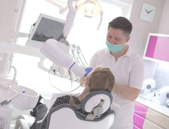 CEREC Zahnkronen in Polen. Behandlung