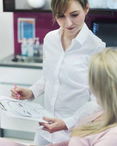 Eine umfassende Vorsorgeuntersuchung ist Grundlage guter Zahngesundheit